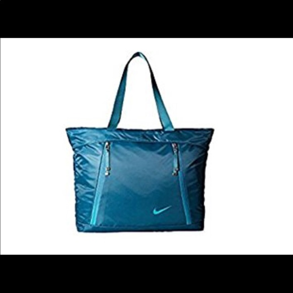 54d640f6fc74 Nike Auralux Tote Gym Bag Midnight Teal